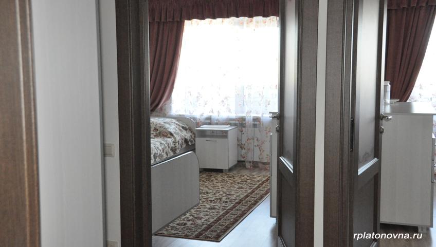 Комната проживающих
