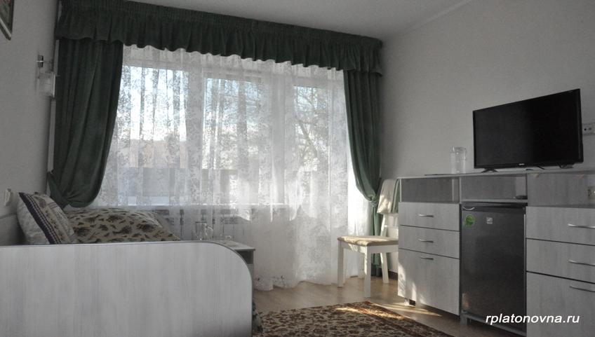 Комната в частном пансионате