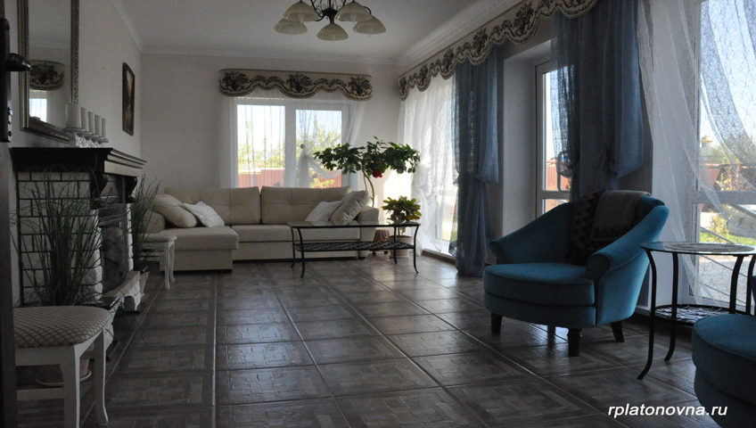 Резиденция Платоновна