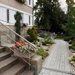 Ландшафтный дизайн в Резиденции Платоновна
